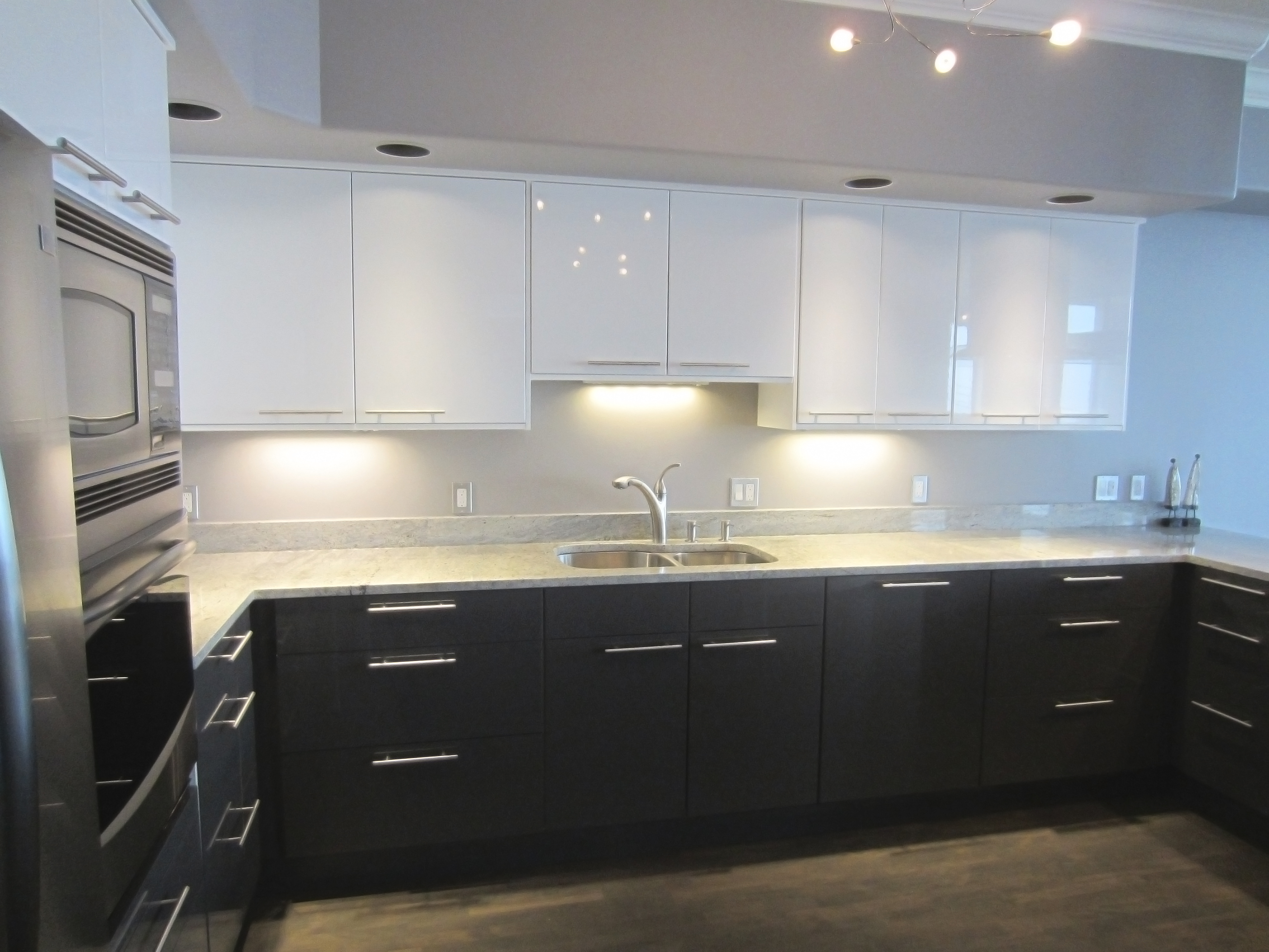 Contemporary Ikea Kitchen Nw Homeworks