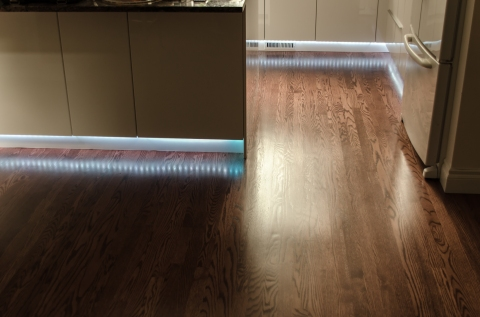LED.Kitchen.Toekick.Lighting