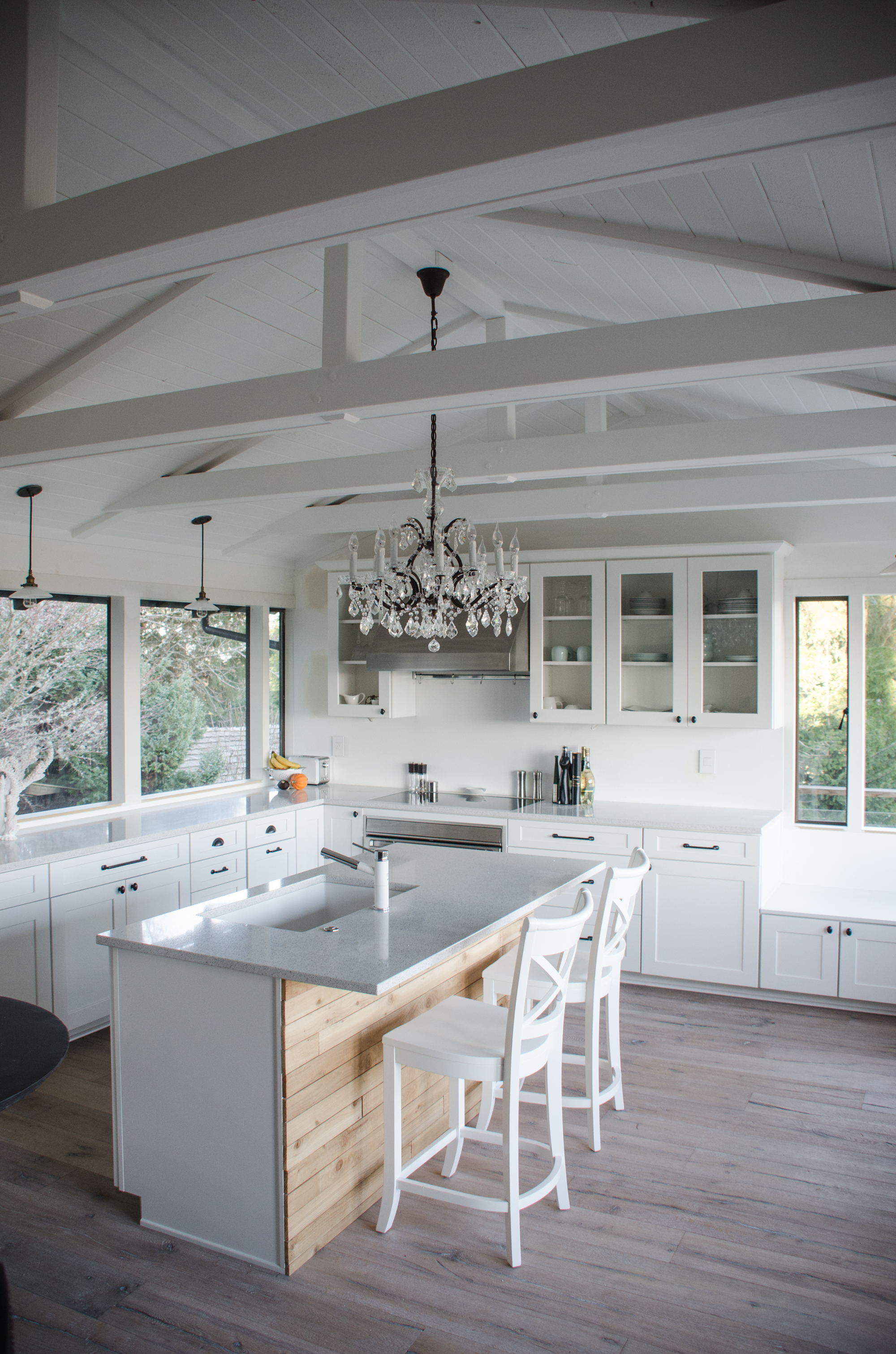 Vashon island kitchen part 2